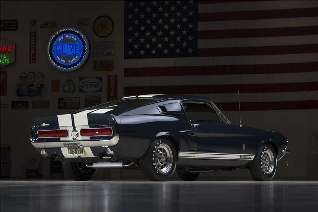 shelby gt500 here is one of the rarest examples of shelby history car