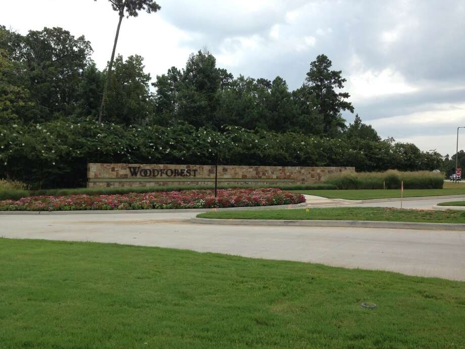 WoodforestDeveloper: Johnson Development Corp.Sales:  sales were down slightly from 2014 Photo: Katherine Feser, Houston Chronicle