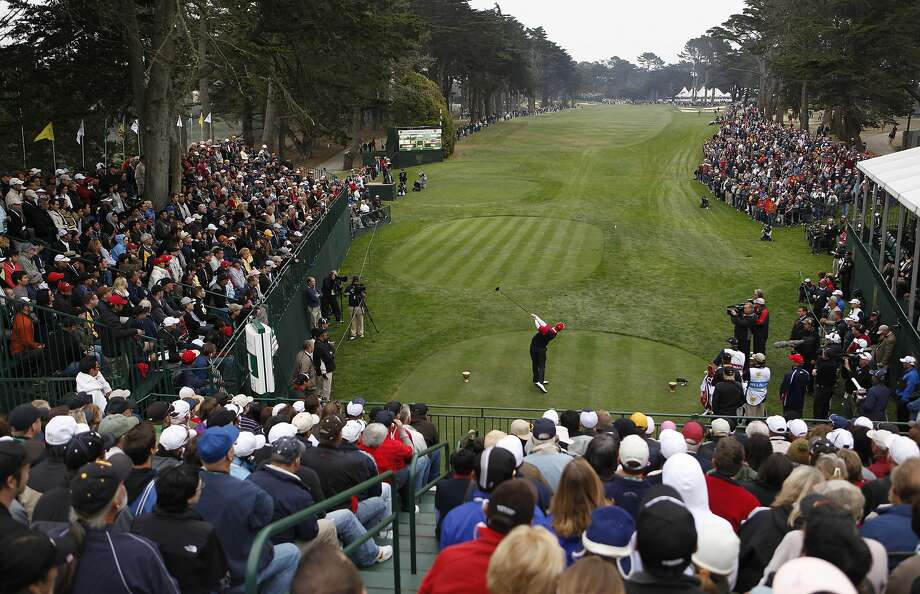 The PGA Tour returns to Harding Park in April for first time since 2009 Photo: Michael Macor, The Chronicle