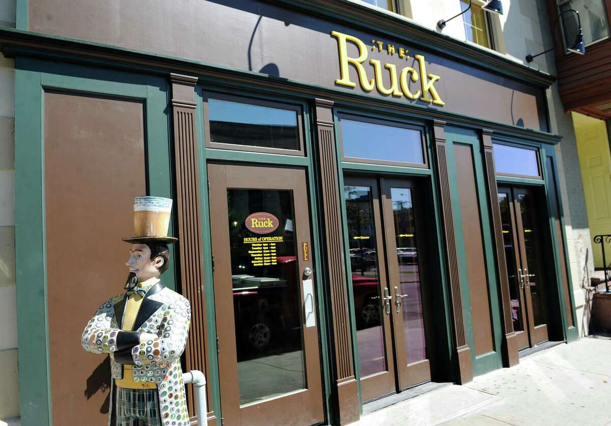 The Ruck in Troy was recently ranked on CraftBeer.com as a Great American Beer Bar. See what else Troy has to offer.