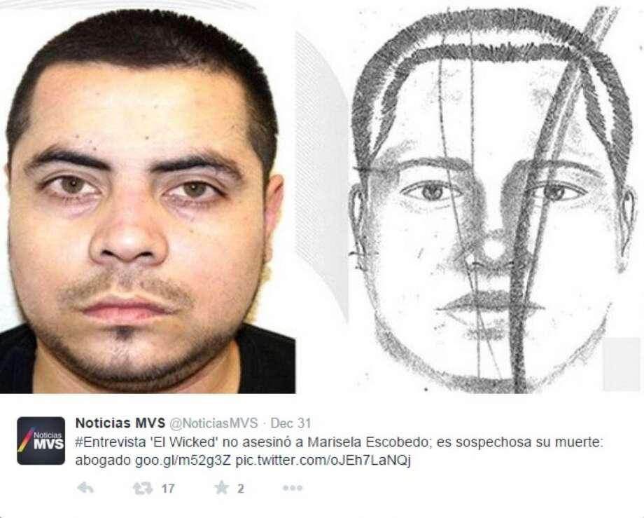 """José Enrique Jiménez Zavala, conocido como """"El Wicked"""", fue estrangulado por su compañero de celda el 31 de diciembre.  Continúe con la galería para ver los capos mexicanos más conocidos."""