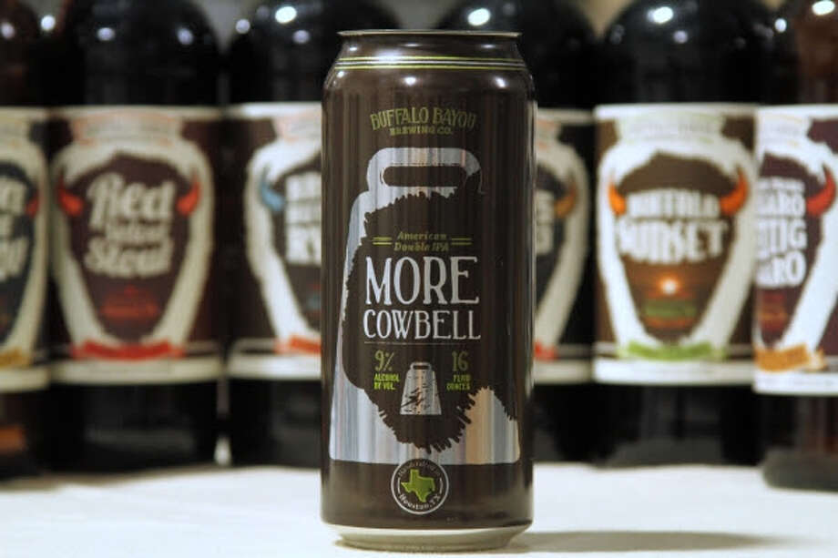 Click to see some of the Bayou City's most oddly named brewsBuffalo Bayou's More Cowbell Photo: Picasa, File