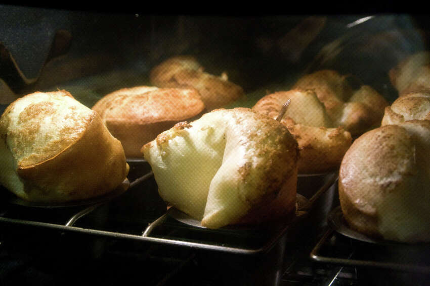 OUT: Popovers. Have those been in at any time this century?