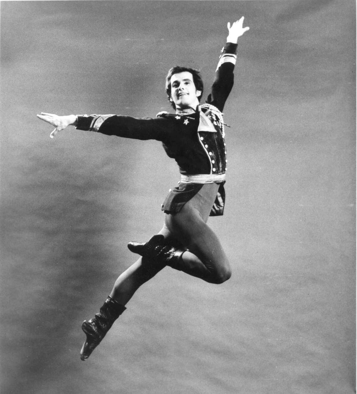 Helgi Tomasson danced with New York City Ballet before coming west.