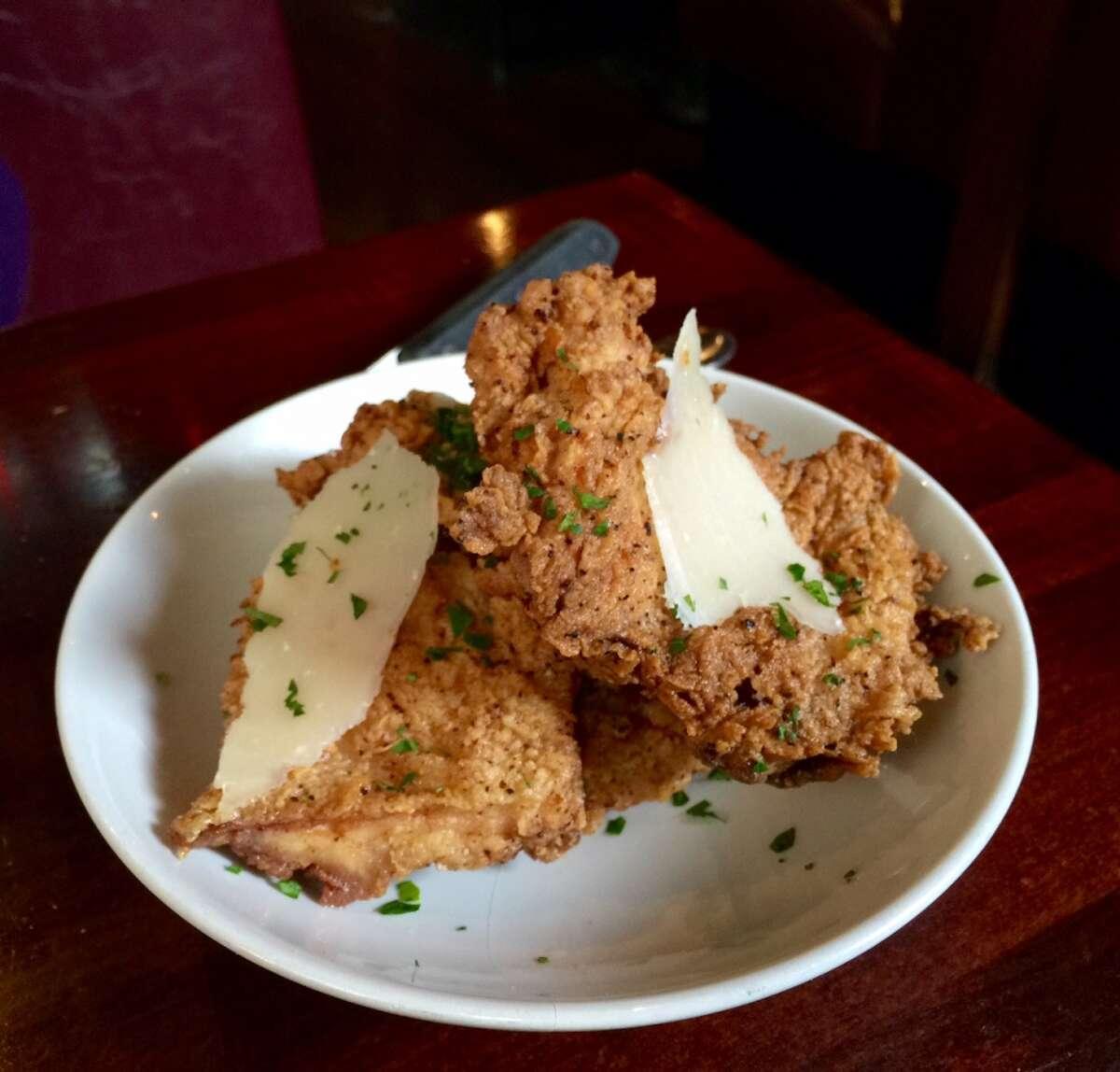 Fried chicken thighs ($13.95)