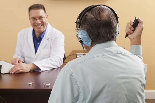 2. Audiologist Median salary: $69,720 | Projected growth: 34 percent