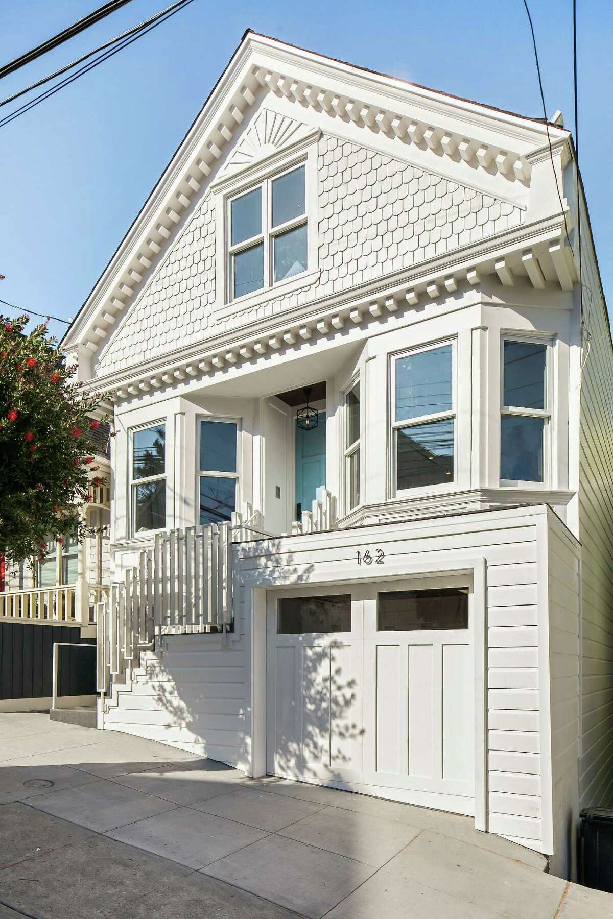 162 Randall St. is a remodeled Victorian in Fairmount Heights.