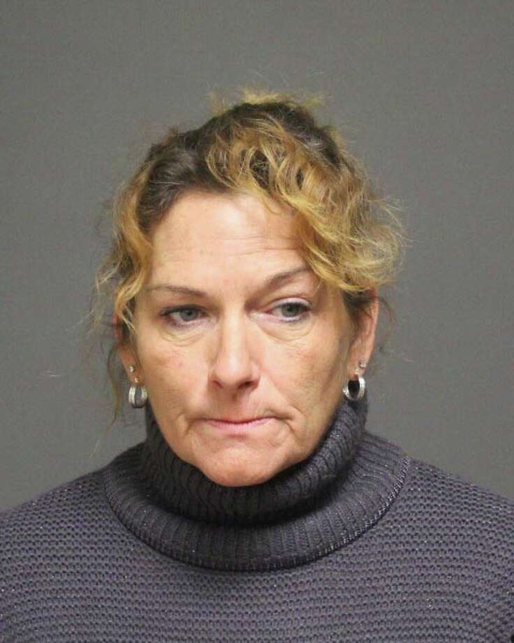 Dawn Fitts, 50, of Trumbull, was arrested for shoplifting. Photo: Contributed Photo /  Fairfield Citizen contributed