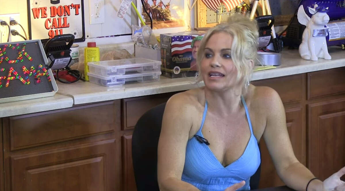 Angela Box appears on an Oct. 16, 2014 episode of Tommy's Garage, a conservative Youtube show.PHOTOS: Exceprts from the Angela Box defamation lawsuit ...
