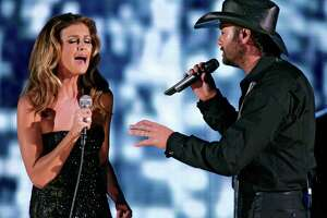 """Tim McGraw featuring Faith Hill, """"Meanwhile Back at Mama's"""""""