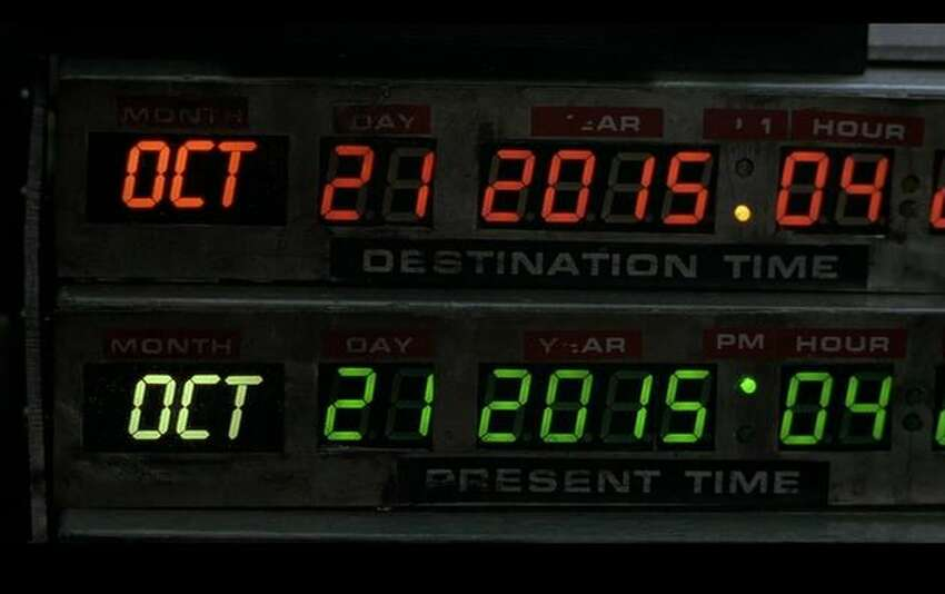 Remember when the arrival of 2015 was inconceivable? Well, now it's here. The