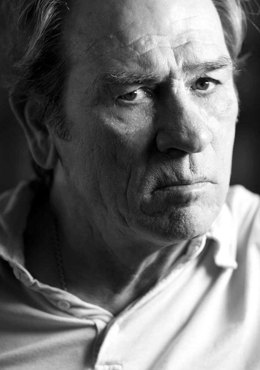 2015 Texas Film Hall of Fame honoree Tommy Lee Jones