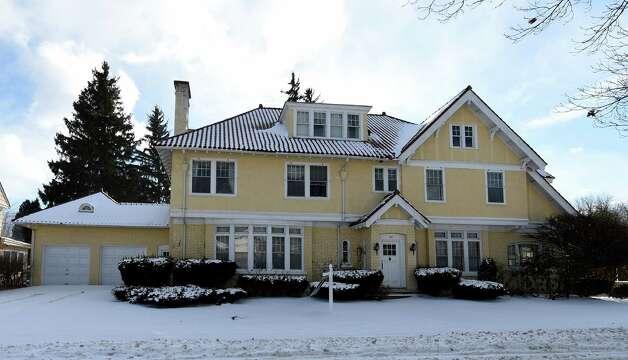 Exterior view of 124 Prospect Avenue Wednesday afternoon Jan. 7, 2015 in Gloversville, N.Y.        (Skip Dickstein/Times Union) Photo: SKIP DICKSTEIN / 00030105A