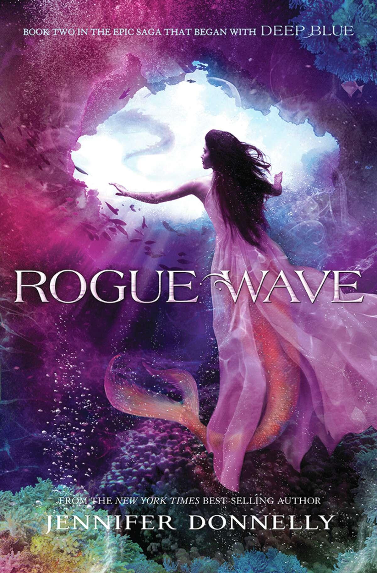?Rogue Wave,? by Jennifer Donnelly