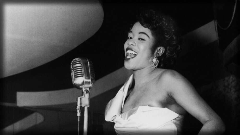 "Sarah Vaughan is one of the artists featured in ""The Singer and the Song"" program that music film collector Mark Cantor shares Saturday, Jan. 17, at the Jewish Community Center of S.F. Photo: Courtesy Mark Cantor / ONLINE_YES"