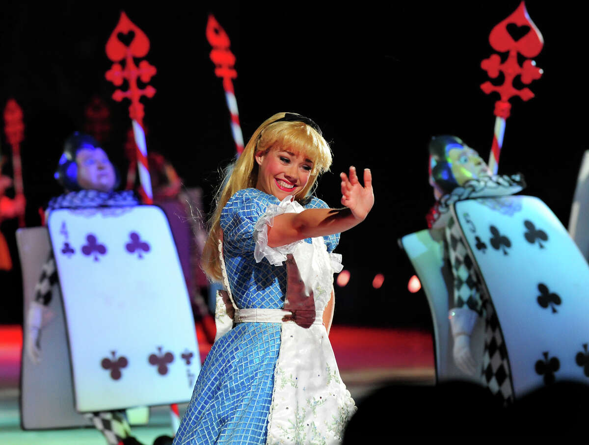 If you missed Disney on Ice's production of
