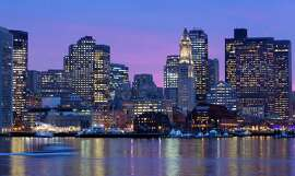 Boston may look enchanting at dusk, but how could it have the panache to beat out San Francisco to be the U.S. city bidding to host the Olympics?