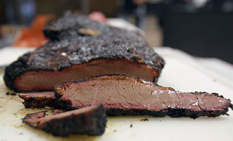 Want to know how to cook more flavorful barbecue?There's a Boot Camp for that each January at Texas A&M University.Check out the behind-the-scenes action ... Photo: James Nielsen, Houston Chronicle / © 2013  Houston Chronicle