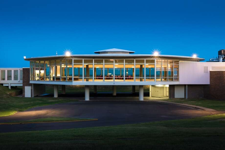 The fully restored Sylvan Beach Pavilion in La Porte. Photo: Urban Land Institute