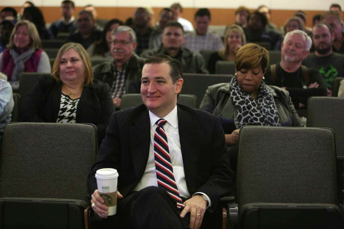 See the Ted Cruz social media posts that lit a fire to Facebook and Twitter