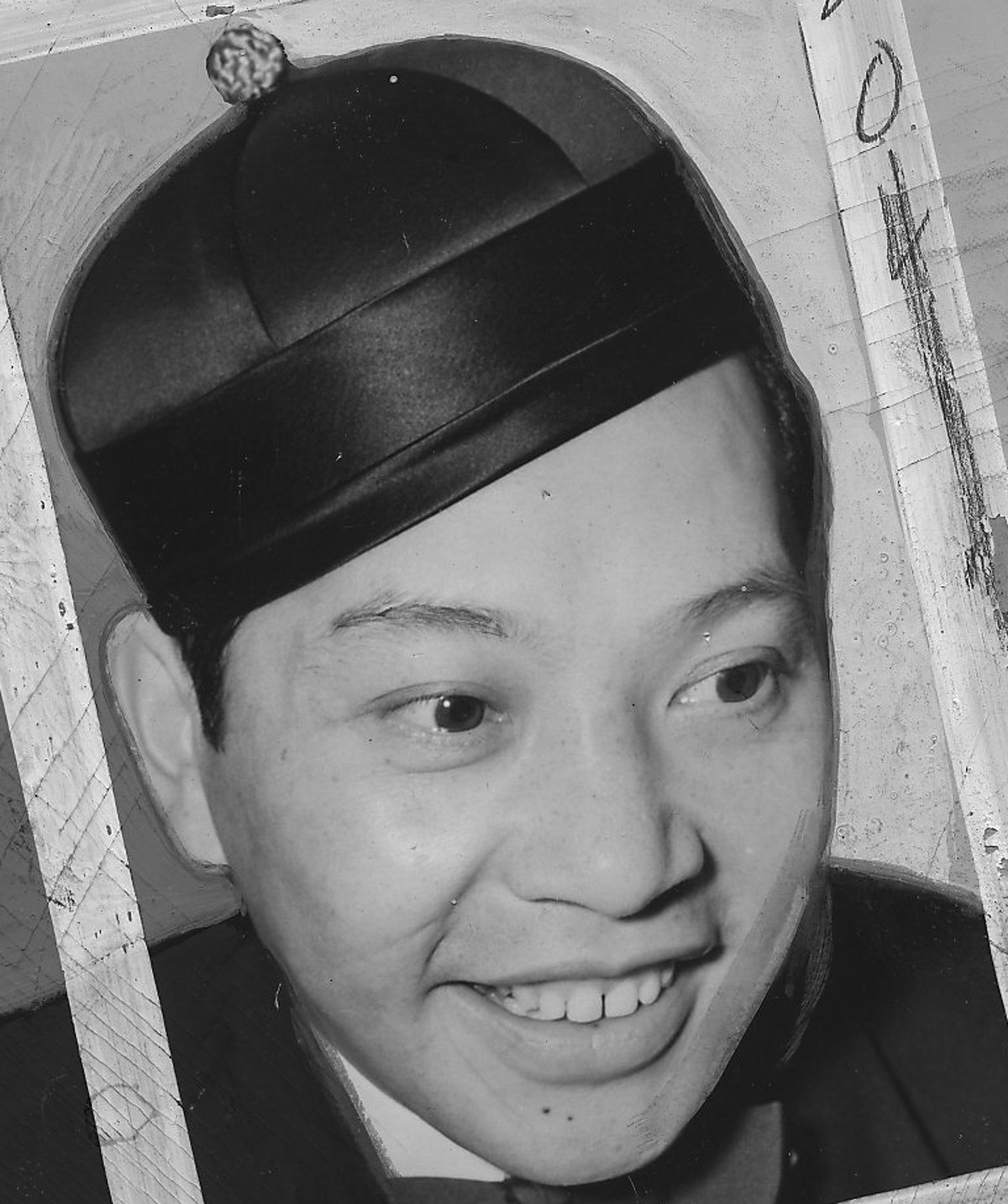 Charlie Low, owner of the Forbidden City nightclub in San Francisco's Chinatown. 1951