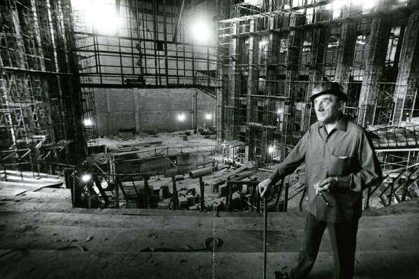 Photos: Vintage construction pics of Houston's favorite
