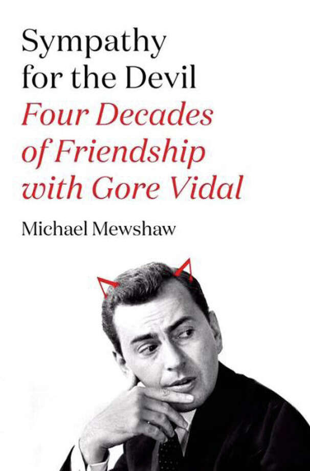 "Michael Mewshaw writes about the warm and generous Gore Vidal that the public rarely saw in the new memoir ""Sympathy for the Devil."" Photo: Contributed Photo / Connecticut Post Contributed"