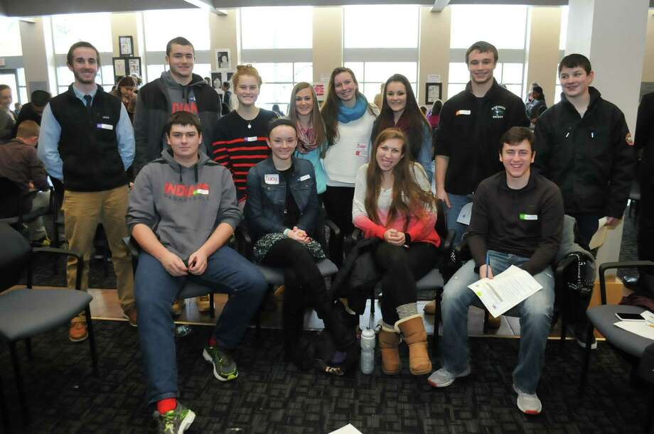 Were you Seen at the 10th annual STOP (Students Together Opposing Prejudice) Conference held at Siena College in Loudonville on Friday, January 9, 2015? Photo: Siena College Communications