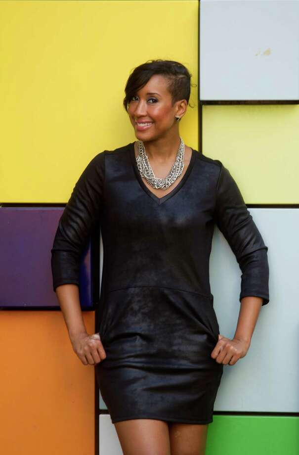"""JJ Simmons joined Houston's KBXX-FM as a mid-day radio personality in November 2011. Previously, Simmons was a radio and television personality for Indianapolis' WHHH-FM. In February 2017, she left """"97.9 The Boxx"""" to focus on her non-profit I'm Me Foundation. Photo: J. Patric Schneider, Freelance / © 2014 Houston Chronicle"""