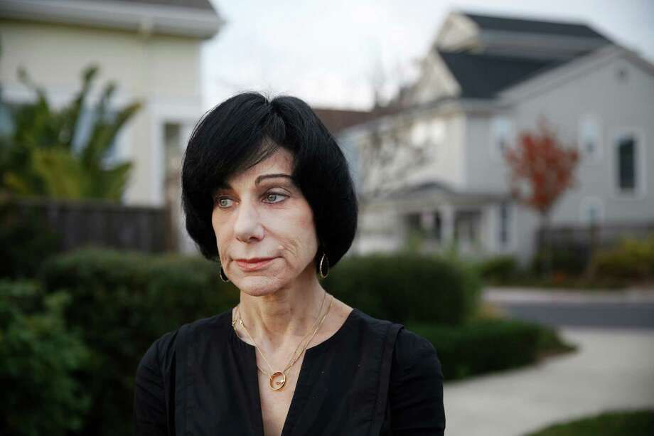 Susan Futterman's husband committed suicide after she had spent weeks trying to get emergency mental health care services for him from Kaiser to no avail. She is now the named plaintiff in a union-backed lawsuit filed against Kaiser in 2013 over mental health access. Photo: Leah Millis / The Chronicle / ONLINE_YES