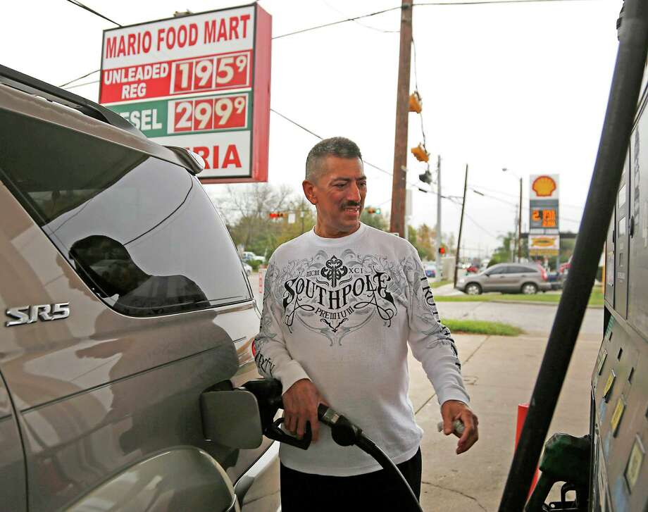 A revenue neutral gas tax hike would be a wise move for the United States for a number of reasons. Photo: James Nielsen /Associated Press / Houston Chronicle