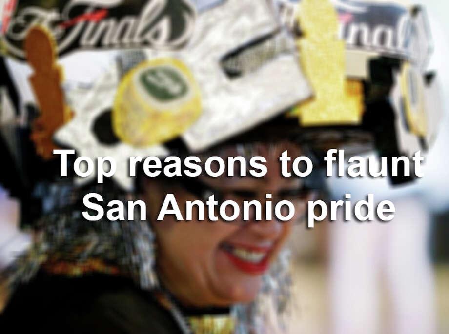 Let us list the reasons Photo: David J. Phillip, San Antonio Express-News / AP