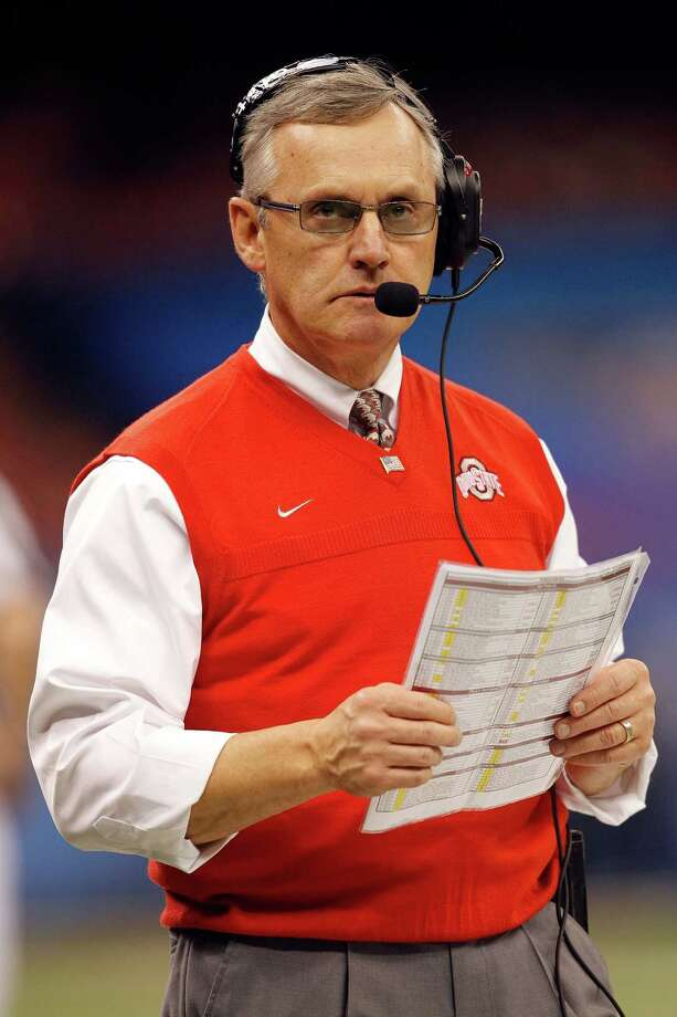 Jim  Tressel Photo: Matthew Stockman / Getty Images / Getty Images North America