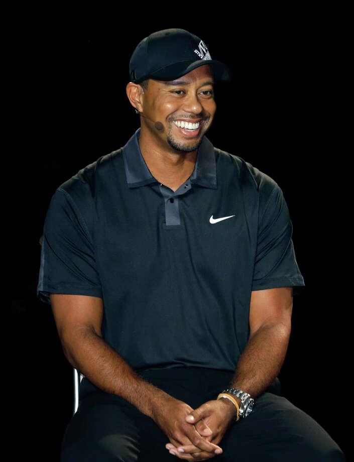 Tiger Woods hasn't played the Phoenix event since 2001. Photo: Mel Evans / Associated Press / AP