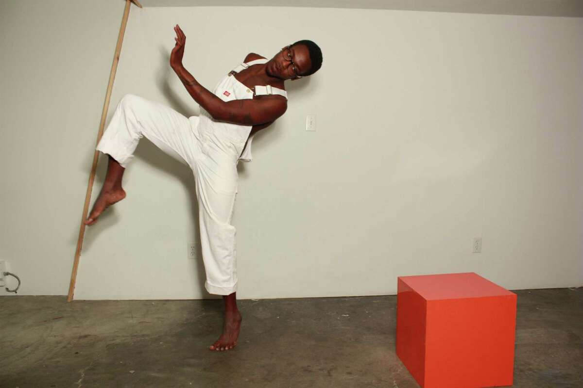 Brontez Purnell's aesthetic for his company was to work with untrained dancers from the punk scene.