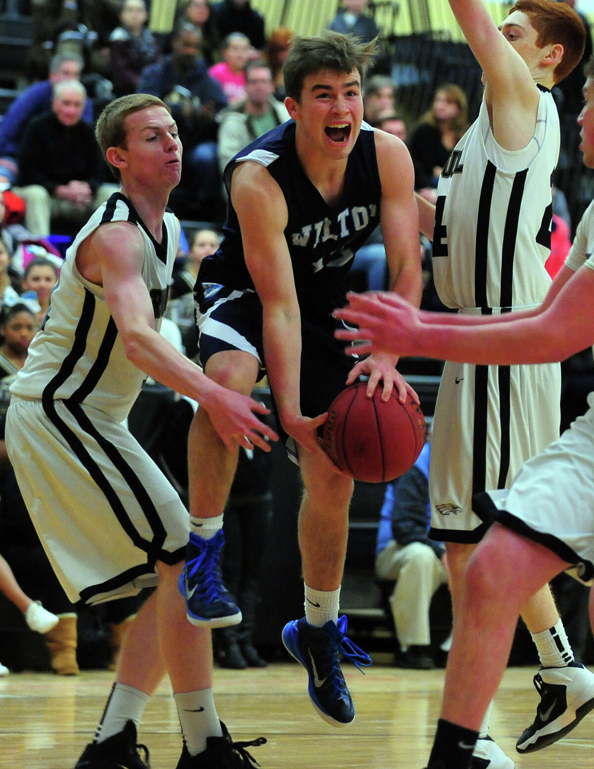 16-8, 9 points Senior guard Matt Shifrin, who surpassed 1,000 career points, will be sorely missed.