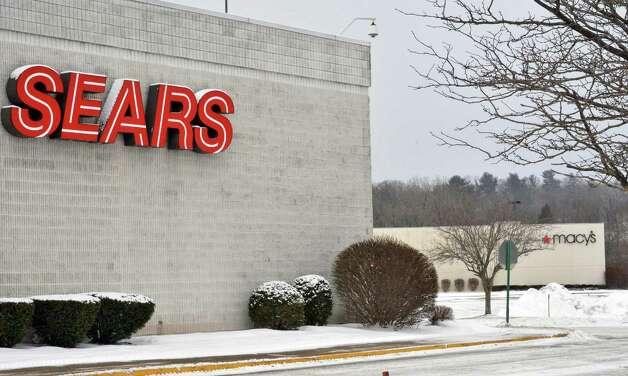Sears and Macy's stores at Rotterdam Square mall Friday Jan. 9, 2015, in Rotterdam, NY.  (John Carl D'Annibale / Times Union) Photo: John Carl D'Annibale / 00030143A