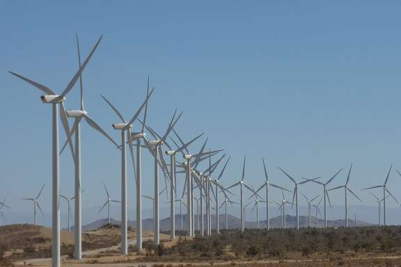 NRG's management felt investors didn't fully appreciate the value of the company's renewable energy assets, such as this wind facility in Tehachapi, Calif. So NRG pioneered the renewable energy yieldco, which holds stable assets to generate a high dividend yield for investors.