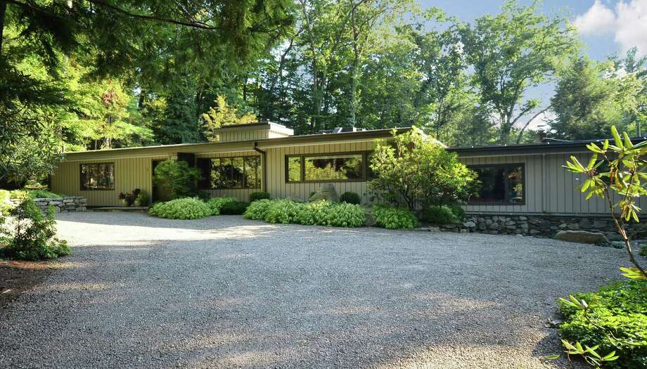 The property at 2 Berkeley Hill is on the market for $1,299,000. Photo: Contributed Photo / Westport News