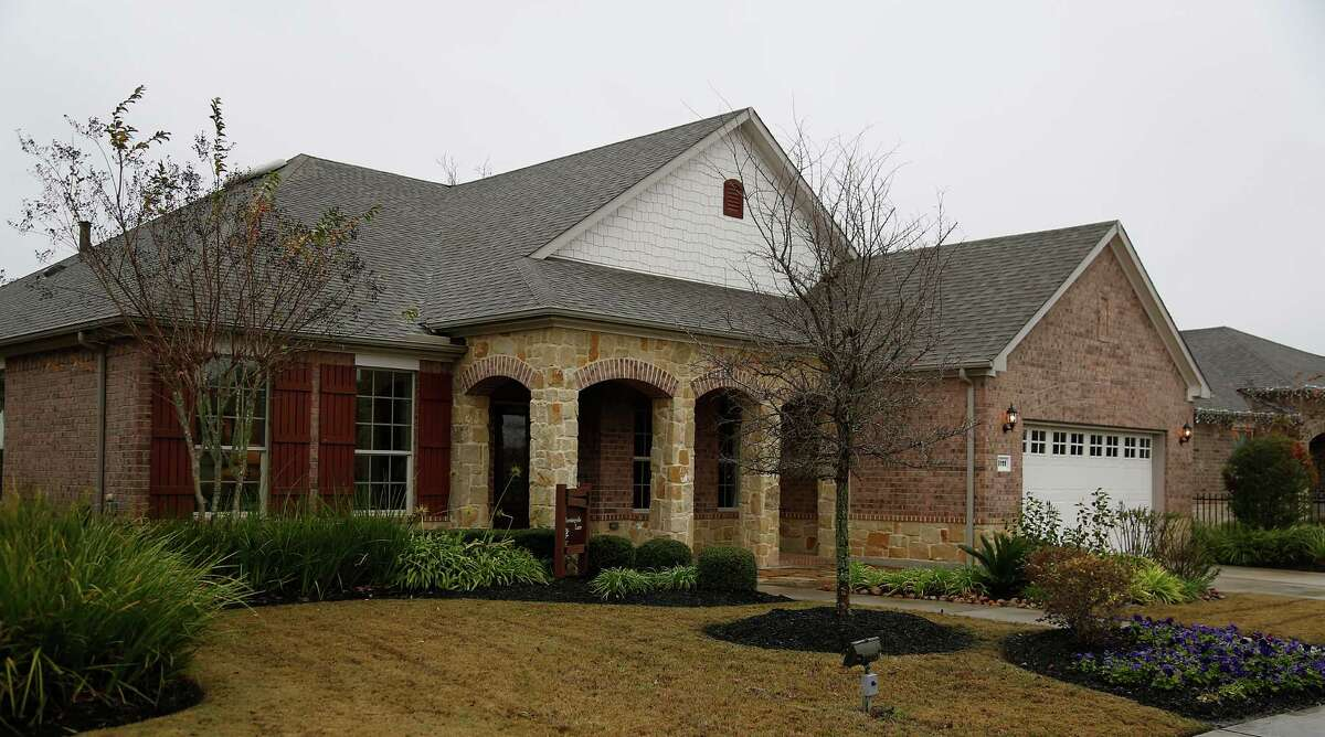 A Pulte house in Del Webb Sweetgrass.