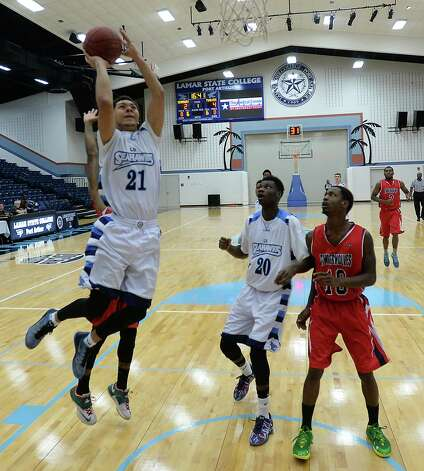 Lone Star College Tomball Basketball Against Lone Star College