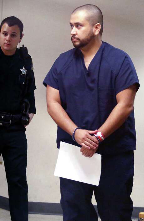George Zimmerman is free on bond after being charged with aggravated assault. Photo: Stephen M. Dowell, MBR / Orlando Sentinel