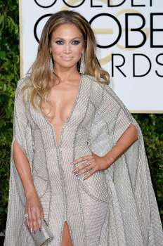 BEVERLY HILLS, CA - JANUARY 11:  72nd ANNUAL GOLDEN GLOBE AWARDS -- Pictured: Actress/singer Jennifer Lopez arrives to the 72nd Annual Golden Globe Awards held at the Beverly Hilton Hotel on January 11, 2015. Photo: Kevork Djansezian/NBC, Getty Images / 2015 Kevork Djansezian/NBC