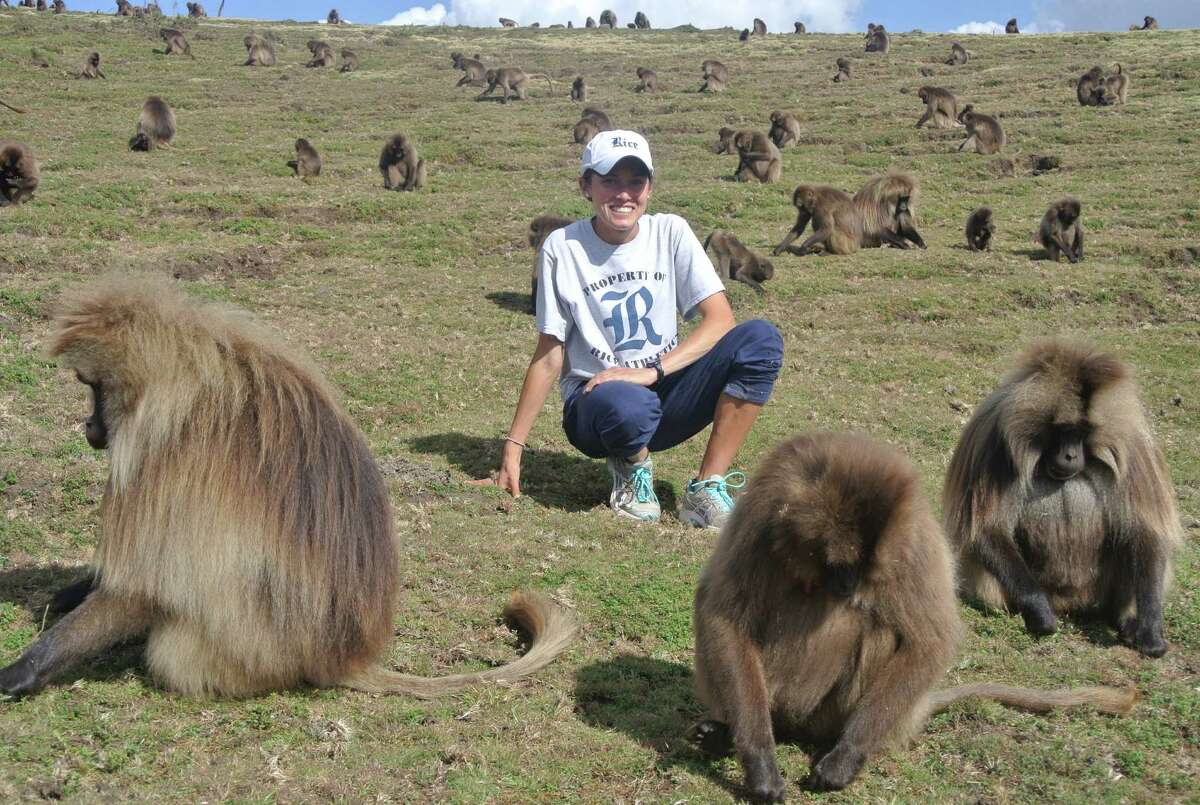 Becky Wade is writing a book about a journey that took her to 22 countries, where she ran more than 3,500 miles and sometimes wound up off the beaten path.