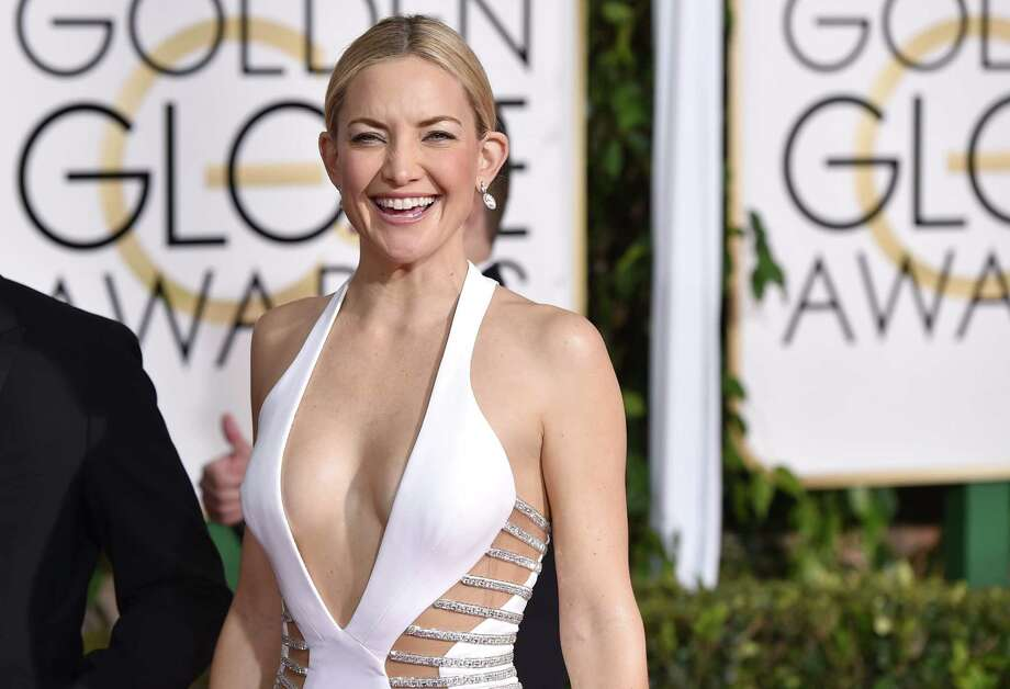 The 72nd annual Golden Globe Awards were held at the Beverly Hilton Hotel on Sunday, January 11, 2015. You were most interested in checking out the fabulous (and not-so-fabulous) gowns on the red carpet. Take a look back at the Golden Globes red carpet looks.  Photo: John Shearer, AP Photo / Invision