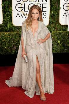 BEVERLY HILLS, CA - JANUARY 11: Actress Jennifer Lopez attends the 72nd Annual Golden Globe Awards at The Beverly Hilton Hotel on January 11, 2015 in Beverly Hills, California.  (Photo by Jason Merritt/Getty Images) Photo: Jason Merritt, Staff / Getty Images / 2015 Getty Images