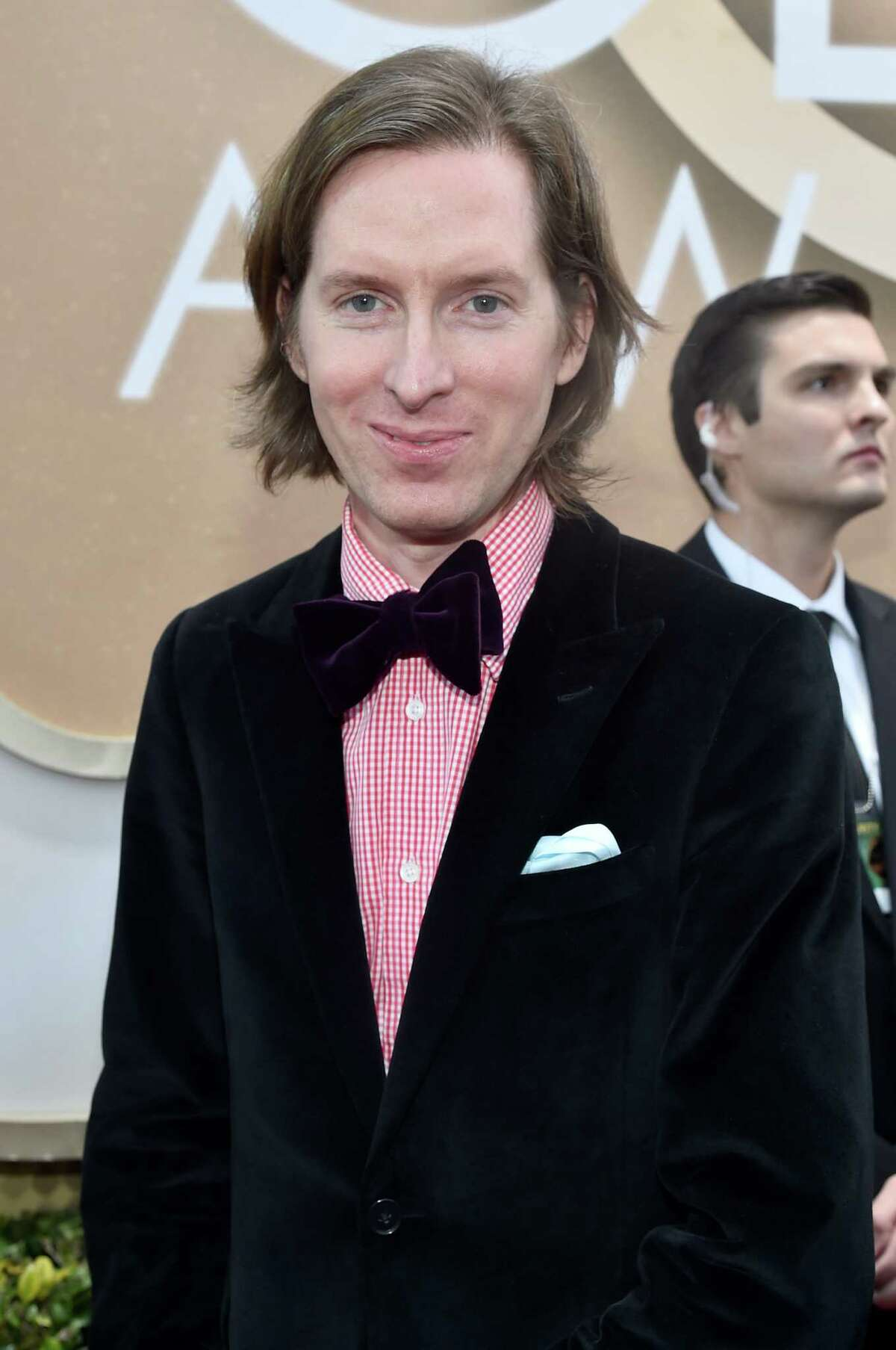 Wes Anderson , who is from Houston, won an award for Best Musical or Comedy Motion Picture for