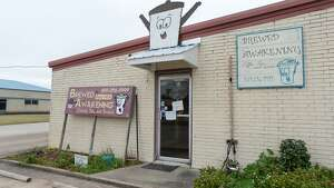 Brewed Awakenings in Winnie, which opened three years ago, serves up a variety of breakfast and lunch options, including homemade soups, sandwiches, salads and desserts, along with a variety of coffees and tea. Photo taken Tuesday, December 30, 2014 Kim Brent/The Enterprise