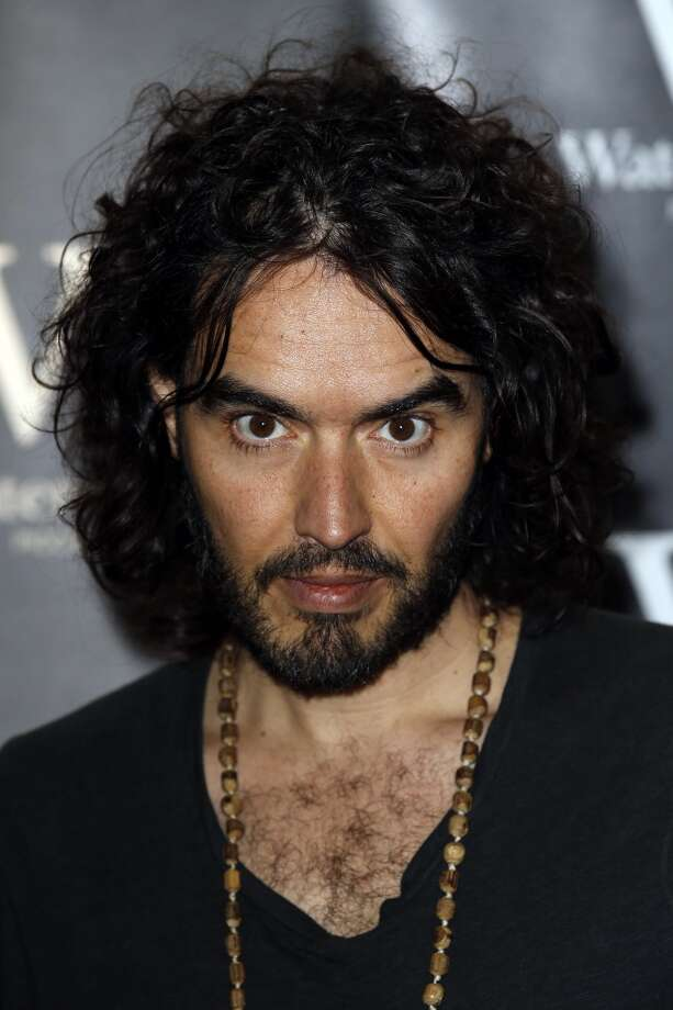 """""""Russell Brand: Messiah Complex"""" Katy Perry's ex takes on just about every topic in this hilarious performance that was filmed live at London's Historic Hammersmith Apollo. Available on Netflix on Feb. 26."""