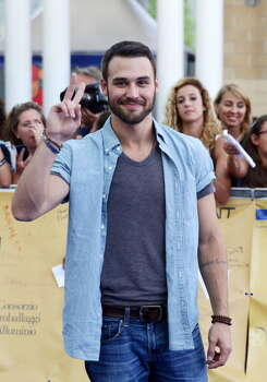 GIFFONI VALLE PIANA, ITALY - JULY 23:  Ryan Guzman attends Giffoni Film Festival blue carpetl on July 23, 2014 in Giffoni Valle Piana, Italy.  (Photo by Stefania D'Alessandro/WireImage) Photo: Stefania D'Alessandro, File Photo / 2014 WireImage